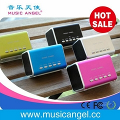 music angel speaker manual JH-MD05 products imported from china