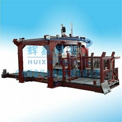 Upgraded Planer Type Stacking Machine
