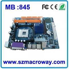 Socket 478 Motherboard 845 Motherboard Embedded Motherboard