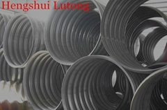 Popular Corrugated Pipe and Flexible Corrugated Pipe