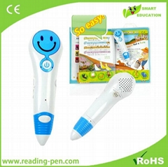 audios books reading smart active English learning toy