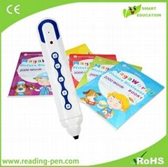 professional smart talking pen provides good learning atmosphere for kids
