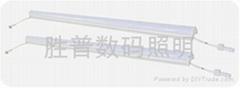 LED铝条管