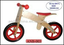ANB-003 Wooden Kids Balance Bike Wooden baby walker (Accept OEM Service) 2