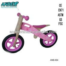 ANB-004 Wooden bike for children Wooden scooter (Accept OEM service) 2