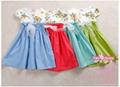 夏季童裙套裝