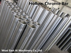 Hollow Chrome Bar