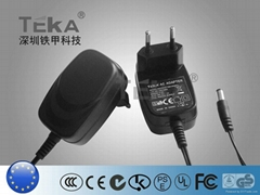 12W Wall Mounted Power Supply