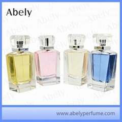 75ml crystal perfume bottle glass perfume bottle