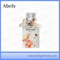 75ml crystal perfume bottle glass perfume bottle 2