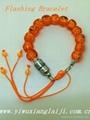 2014 Halloween party decorations flashing led bracelet 2