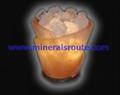 Bowl Shape Rock Salt Lamps 2