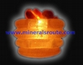 Bowl Shape Rock Salt Lamps 3