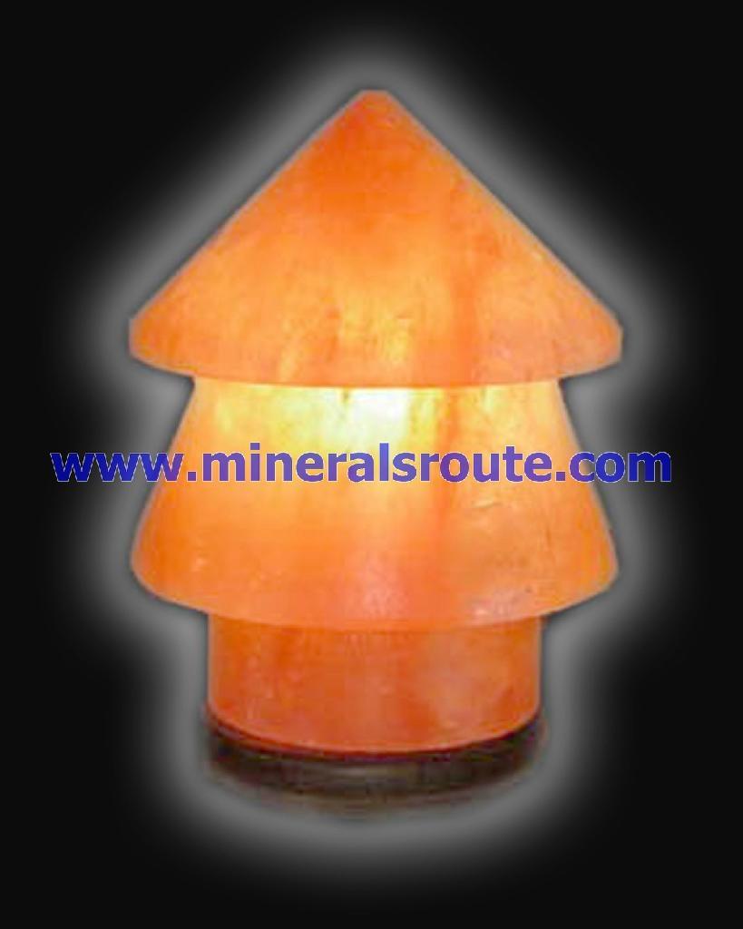 Himalayan Natural Crafted Salt Lamps 1
