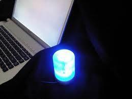 Himalayan USB Salt Lamps 1