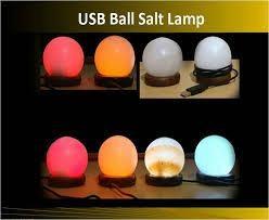 Himalayan USB Salt Lamps 2