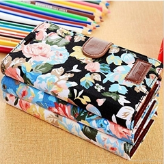 Retro many flower woven design smart cover note 3,high quality phone case for sa
