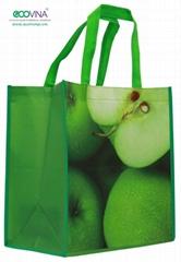 gift non woven laminated bag