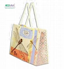 80g PP Non-woven folding shopping bags