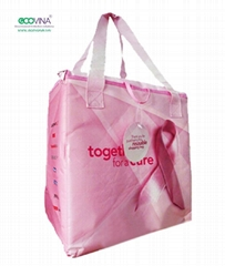 non woven laminated promotional bag 2014