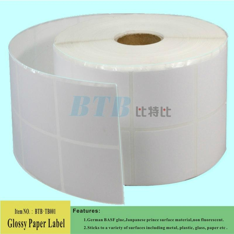 Customized Rounded Corners Coated Paper Roll 3