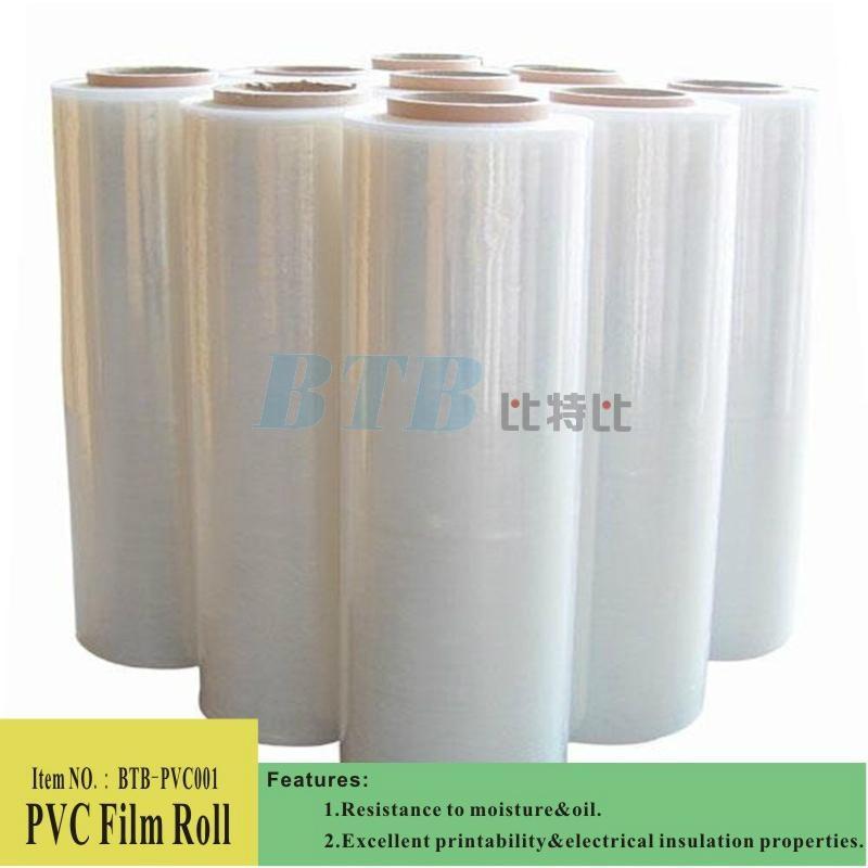 PVC/PET Films 3
