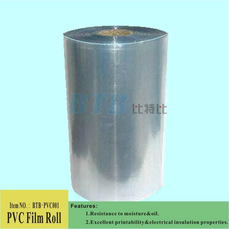PVC/PET Films 5