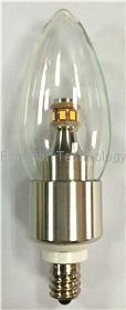 4W Watts 360 degree LED bulb dimmable CE RoSH UL SAA 1