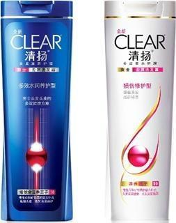 洗发露洗发水产品 3
