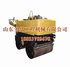 全液壓小型手扶壓路機
