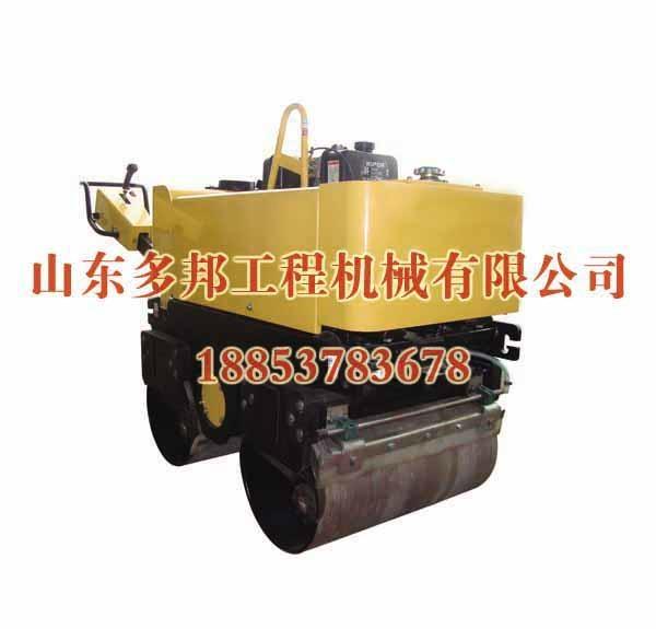 全液壓小型手扶壓路機 1