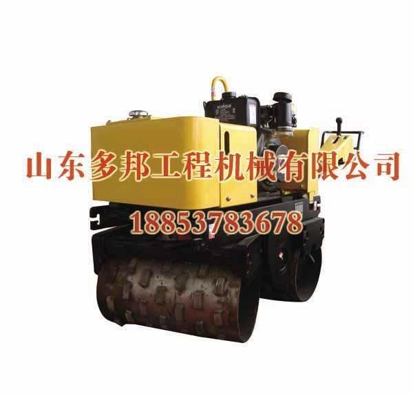 全液壓小型手扶壓路機 2