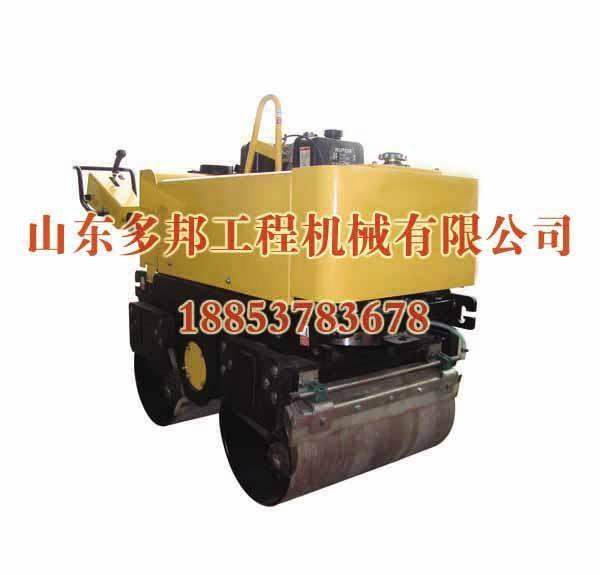 全液壓小型手扶壓路機 3