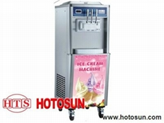 ice cream machine HTS833 soft serve supplier in China