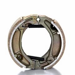 JH70 Motorcycle Parts Brake Shoe