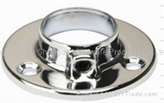 SD-1604 adjustable flanges for wardrobe pipe