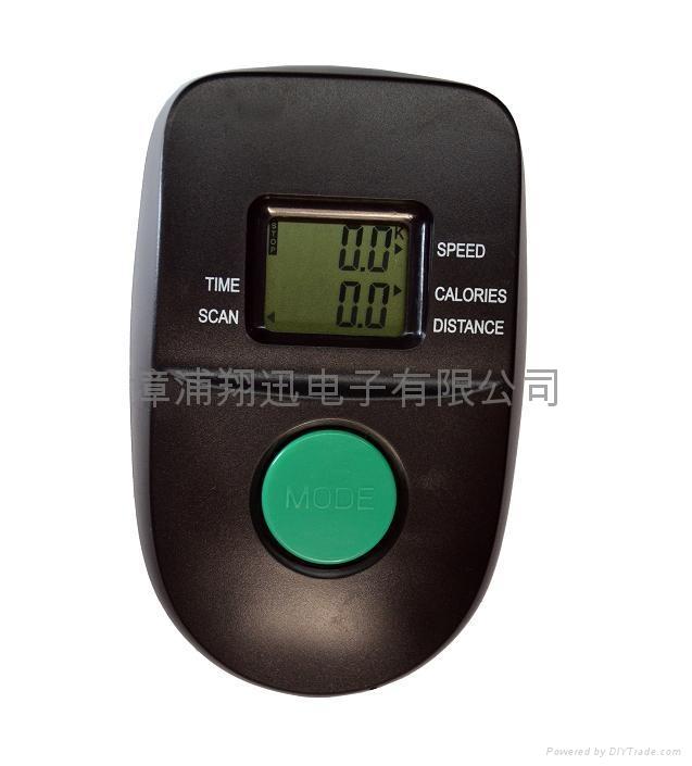 健身器材电子表