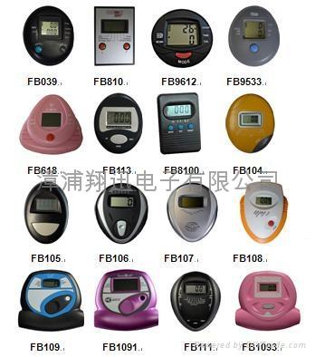 健身器材电子表 2
