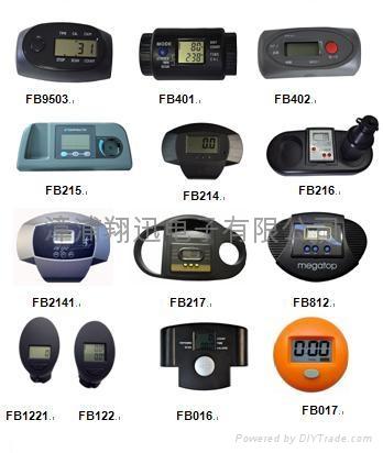 健身器材电子表 5