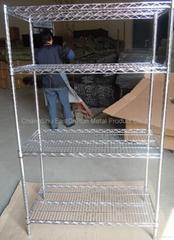 Wire Shelf. Wire Rack .Good Quality Wire Shelving