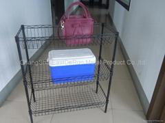 China supplier high quality mesh wire kitchen vegetable storage baskets