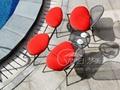 鐵藝桌椅 4