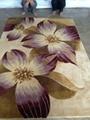 手工製造晴綸地毯 2