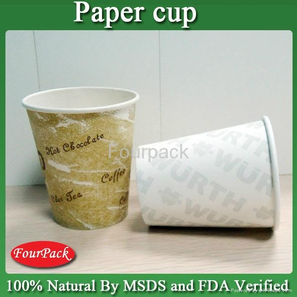 Disposable hot sale 2014 new product Cheap paper cups 5
