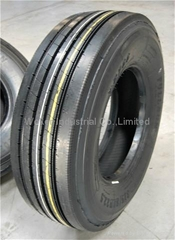 Supply high quality TBR tire,LTR tire,BUS tire12R22.5-18