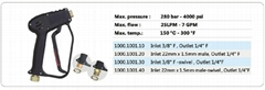 Spray Gun 4000 Psi STD