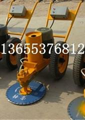 DQZ-500型快速地面切樁機