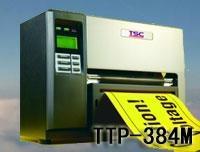 TSC TTP-384M 宽幅标签打印机