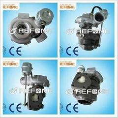 Garrett GT1752S 710060-5001S 28200-4A001 auto turbocharger for 2000 Hyundai