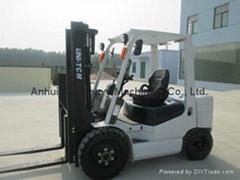 Brand new 3ton diesel forklift truck with Isuzu engine